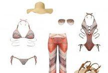 BOHO BABE / http://www.ladyluxswimwear.com/shop/swimwear-trends/music-festival-chic-designer-swimwear.html / by Lady Lux® Designer Bikinis