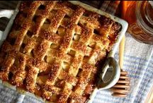 Pies / Pie, Tarts and Galette
