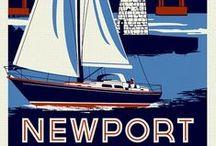 Newport Getaway / by Mary Dalusio-Tallberg
