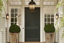 Front Door Designs / Designs for your front Door / by Safavieh Official