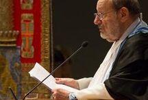 Laurea honoris causa a Umberto Eco