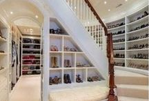 Dream Closets / Life is short, buy the shoes. / by Safavieh Official