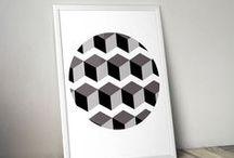 Printable Wall Art / Ideas for home decor