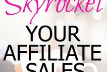 Affiliate Marketing / Everything to do with making affiliate sales, using affiliate links and monetizing your blog. All the affiliate strategies and tips to get you started.Recommendations for affiliate marketing courses and programs.