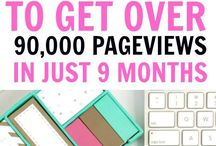 Blog Income Reports / Blogger income reports - how they make money and how much they are making!