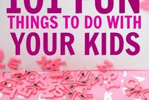 Parenting and Being a Mom / Parenting, Crafts for kids, activities, bucket lists, parenting advice, child behaviour issues,  outfits and fashion - everything kid and toddler!