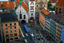 Germany   Munich Travel / Check out these fun things to do in Munich, Germany from a travel blogger who lives there.