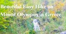 Mountains to Hike / If you need some inspiration to get yourself out into the mountains, here it is!