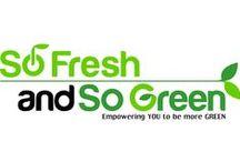 My Logo / SoFreshandSoGreen.com's square logo
