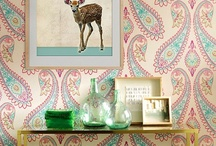 Wicked Wallpaper / Wallpaper to whet the appetite / by Lorna Jane Bucci