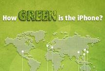 Progressive Infographics / Information in graphic form on the Environmental, Health, and Progressive topics.