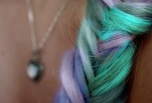 Hair Inspiration / by Tash Hatcher