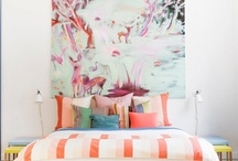 Bedroom Bliss / Bedroom inspiration / by Lorna Jane Bucci