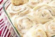 Cinnamon Rolls and Breads - Yummm!