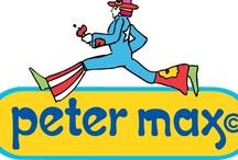 Art: Peter Max / Love Peter Max!