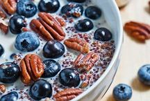 iBreakfast / Recipes: Muffins, breads, pancakes, oatmeal, smoothies, etc. for that first meal of the day.