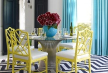 Delicious Dining Spaces / by Lorna Jane Bucci
