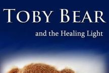 Toby Bear and the Healing Light / A whimsical story of childrens empowerment as told by Toby Bear. Toby teaches his sick girl, Ani, to use White Light Meditation to affect her own healing process.  Author, Lisa Boulton. Photography, graphic design, eBook formatting and website & marketing campaign set-up by Lisa Redfern