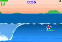 Surfing Games / Looking for online surfing games? We've added 56 surf games for you to play. Enjoy surfing waves online with the ultimate collection of surfing games. Play a surfing game, windsurfing game, kitesurfing game, bodyboarding game, skateboarding game or snowboarding game: / by SurferToday.com