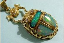 Opals...my birthstone / by Linda Lenz
