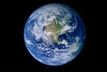 Planet Earth / by zuzugraphics
