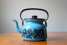 Teapots and Kettles