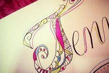 Doodles and Journals / by Jennifer Cabel