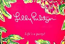 """Lilly Pulitzer / ~This board is dedicated to legendary American designer Lilly Pulitzer. Lilly was the """"Barefoot Queen of Pink & Green.""""~ / by House of Beccaria™"""