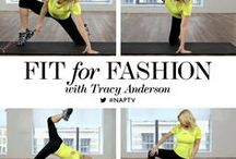 Getting Fit & Fitness Fashions / by House of Beccaria™