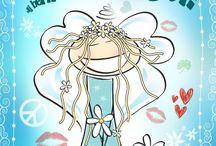 "Adriana Art Cards ""Happy4you"""