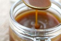 Sauces, dressings and spreads