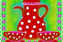 High Tea Cards