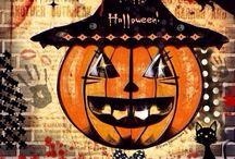 Adriana Art Cards Halloween