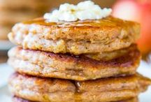 Pancakes, Waffles and French Toast