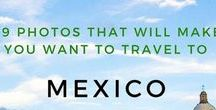 Mexico | Travel Planning Guide / Travel planning advice and travel tips for Mexico, including where to travel, which cities to visit, and the outdoor adventures that should be on your bucket list!
