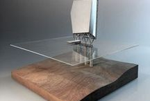 Architecture - Models / Physical models of architectural projects.