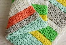 Hooked / Crochet (and a little bit of knitting) / by Antonia Krajicek
