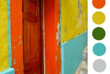 In Living Color / Color pallets and inspiration / by Antonia Krajicek