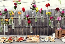 Top the Table / Pretty tablescapes and party ideas