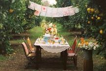 Tablescapes / by Joanna Meyer