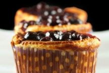 Inspiration | Yummy Desserts / by Janet Wolbarst