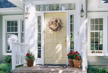 Curb Appeal  / by Elissa Holder