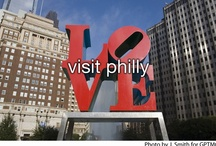 Visit Philly / Every day, thousands of people choose Philadelphia as their next great vacation destination. Because our region has so much to offer, we promote it to people with all sorts of interests—history, heritage, arts and culture, food, outdoor adventure, shopping, you name it. Follow Visit Philly to find out what makes Philadelphia fun, authentic, historic, accessible and worth discovering. / by Visit Philly