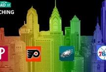 Philadelphia Sports / by Rosemarie Cooper
