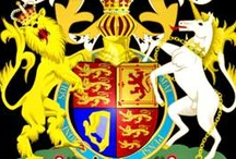 House of Windsor / England's  Royalty   / by Ruth Ann Hess