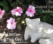 Gardens and Garden Crafts to Inspire