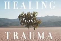 HEALING PTSD / by Mary Rose