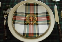 Plaids, Tartans, and Tweeds / This board is my treasure house collections of plaids, tartans and tweeds