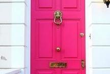Front Door Decor / by Hannah Allen