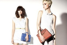 SPRING 2013 / CHARLES & KEITH Spring 2013 welcomes you to the charming fashion world gleaming with possibilities and shimmering with hedonism.  / by CHARLES & KEITH